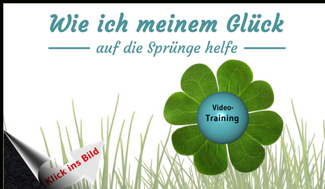 Training-Glück-Ecke