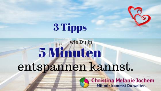 3 Tipps